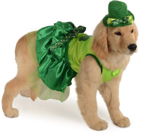 [Rubie's Pet Costume, X-Large, Irish Girl] (Dog Girl Costumes)