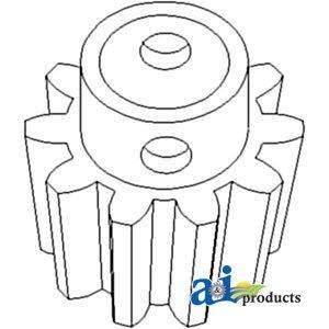 A-3069063R1 Pinion Gear Part No