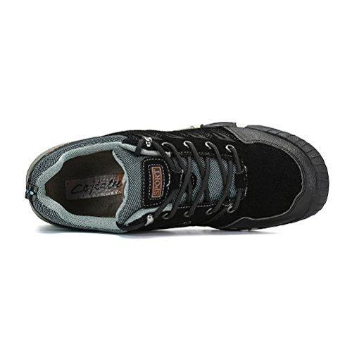 Aire Low Zapatos Senderismo Botas Trekking al Dannto Hombre Zapatos Ocio Rise Libre Zapatillas para de de de a Deportes y Running Negro Ot8qFxdFw5