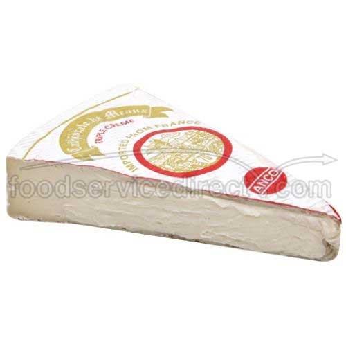 Triple Cream Brie (Cathedrale De Meaux French Triple Cream Brie , 7 Pound -- 1 each.)