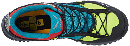 Venom Firebrick 1622 Salewa para zapatos Ascent Negro Speed MS Verde caminatas Hombres 4qwfv