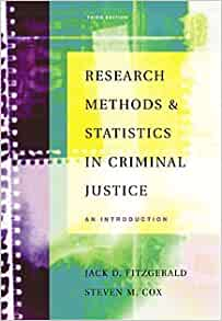 Research Methods in Criminal Justice and Criminology / Edition 8