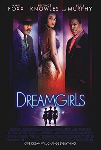Girls Movie Poster (27 x 40 Dreamgirls Movie Poster)