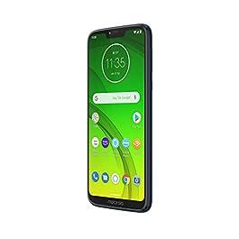 Moto G7 Power with Alexa Push-to-Talk – Unlocked – 32 GB – Marine Blue (US Warranty) – Verizon, AT&T, T–Mobile, Sprint…