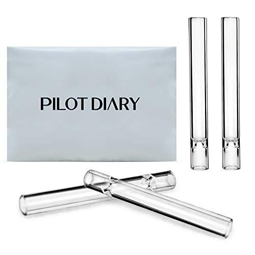 PILOT D Quartz Tube