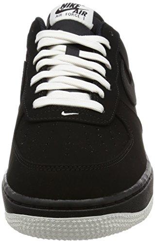 Nike 820266-017, Zapatillas de Deporte Hombre Negro (Black / Black-Sail)