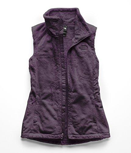 The North Face Women's Osito Vest - Galaxy Purple Heather - M