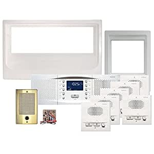 nutone intercom replacement im303 4 wire. Black Bedroom Furniture Sets. Home Design Ideas
