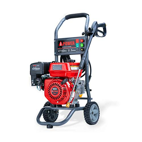 A-iPower APW2700C Gas Powered