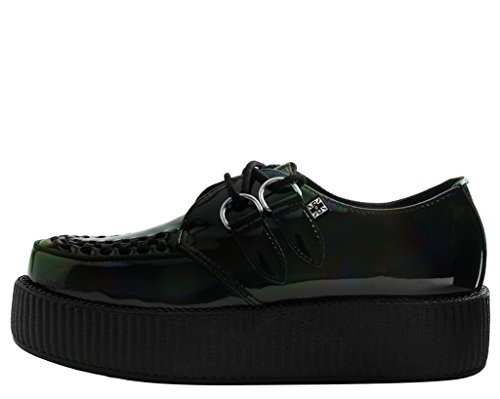 Sandales Plateforme Noir Unknown Femme Générique XUR5Pq