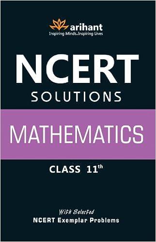 11th Ncert Maths Book