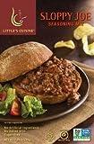 Little's Cuisine Sloppy Joe Seasoning Mix | Non-GMO, Sugar-Free, Kosher, Gluten-Free (Case of 4)