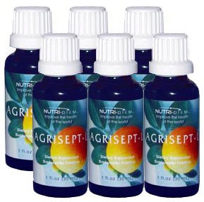 Agrisept – L Antioxidant 30ml (1 oz) 6 bottles Review