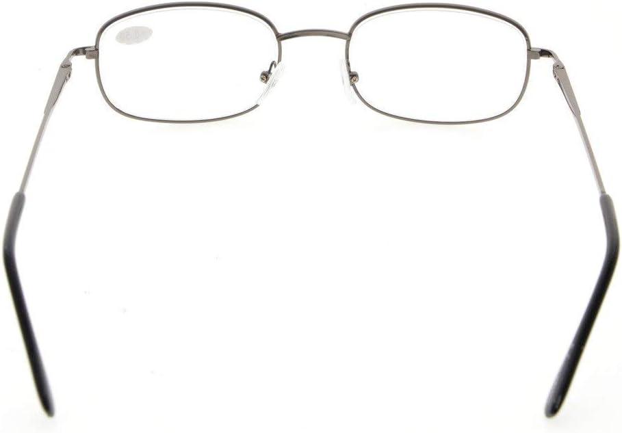 Bronze Eyekepper lunettes de vue charnieres metallique de lunettes de lecture 1.00