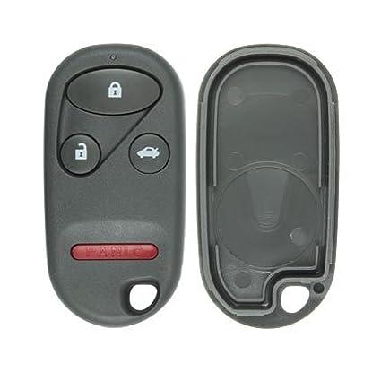 amazon com 2000 2001 acura tl keyless entry remote shell and button rh amazon com 1998 Acura TL 1999 Acura TL