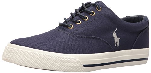 Polo Ralph Lauren Men's Vaughn-SK, Newport Navy, 12 D - Ralph Navy Polo Lauren