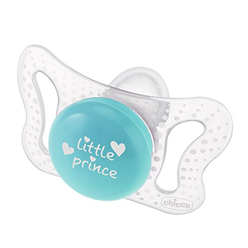 Amazon.com: Chicco Physio Soother Boy Micro 0-2Mesi 2units ...