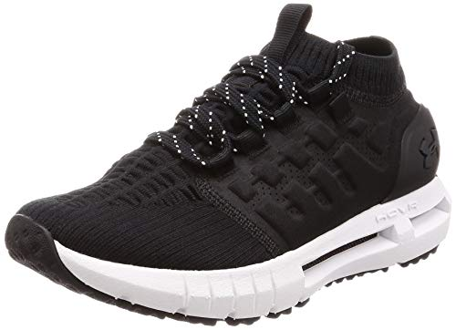 Hovr 9 Phantom Armour Women's Running Shoe Under Black001 white D2WE9HIY