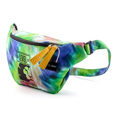 The Hippie Version Smell Proof Fanny Pack 16.5x7.5 W//Lock