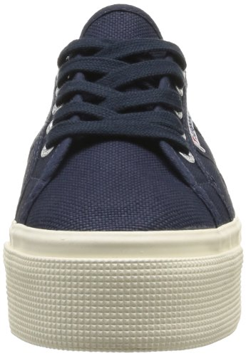 Basses Linea 2790 933 Superga Acotw Baskets Bleu Up Navy Femme Down And E0dqdSw