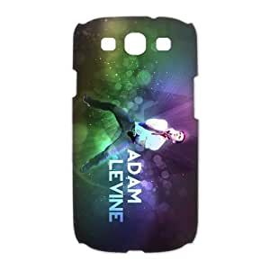 Custom Adam Levine Hard Back Cover Case for Samsung Galaxy S3 CL1228 Kimberly Kurzendoerfer