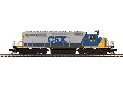 (MTH TRAINS; MIKES TRAIN HOUSE CSX SD40-2 Crazy 8 (#8888))