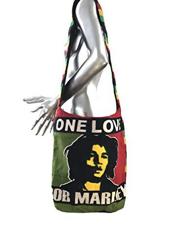 One bag Bag Shoulder Marley love Bob Marley Rasta R8ExXqnSn