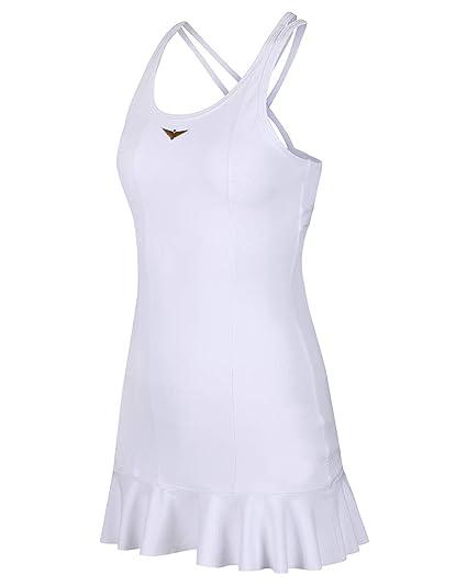 Bace Girls White Tennis Dress, Girl Golf Dress, Junior Tennis Dress, Golf Dress