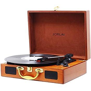 Amazon.com: JORLAI - Altavoces giratorios de 3 velocidades ...