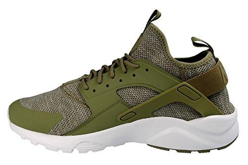 Nike Sportswear Herren Sneakers Air Huarache Run Ultra Breathe Oliv (45) 41
