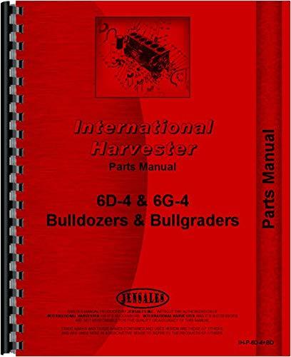 Amazon com: International Harvester TD6 Crawler Bulldozer Attachment