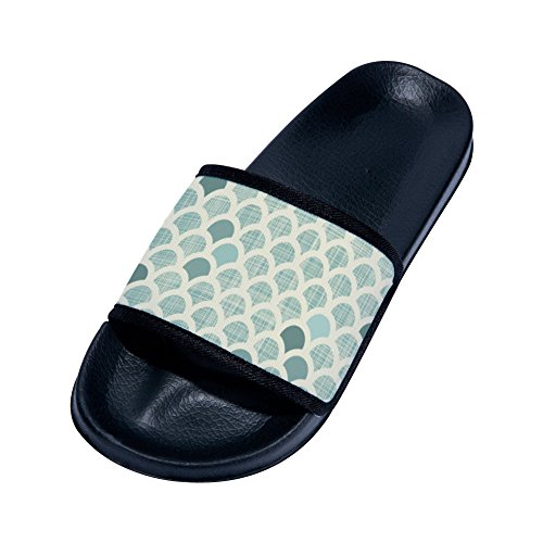 Geometry Slippers and Men's Shower House Summer Indoor Sandals Slip amp; Bathroom TINA 07 Beach R Women's Non Outdoor Shoes qtgTST