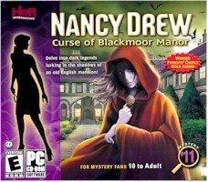 NANCY DREW - CURSE OF BLACKMOOR MANOR JC (Her Healing Co)