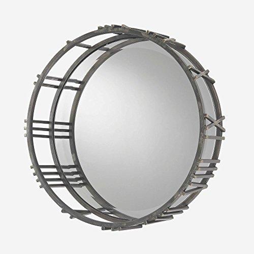 Sterling Industries Roman Numeral Mirror ()