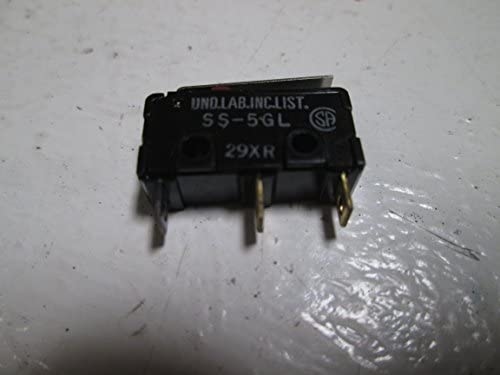 OMRON ELECTRONIC COMPONENTS SS-5GL