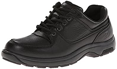 Dunham  Men's Windsor Waterproof Oxford,Black,8 EE US