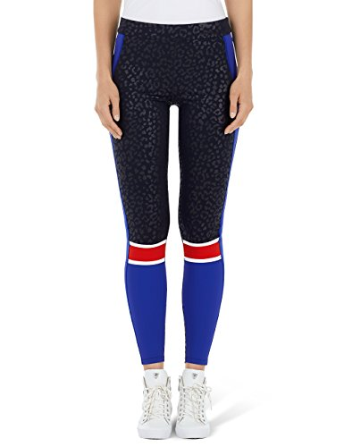 Para Cain midnight Leggings 395 Mujer Marc Multicolor Sports Blue qtw7O