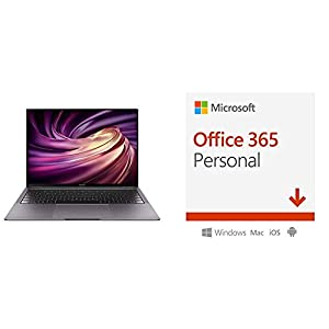 HUAWEI MateBook X Pro, 13.9'' Laptop, Touchscreen (i7-8565U, NVIDIA GeForce MX250, HUAWEI Share OneHop, Windows 10 Home…