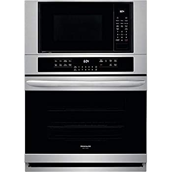 Frigidaire FGMC3066UF Gallery Series 30 Inch Electric Oven/Microwave Combo Double Wall Oven in Stainless Steel