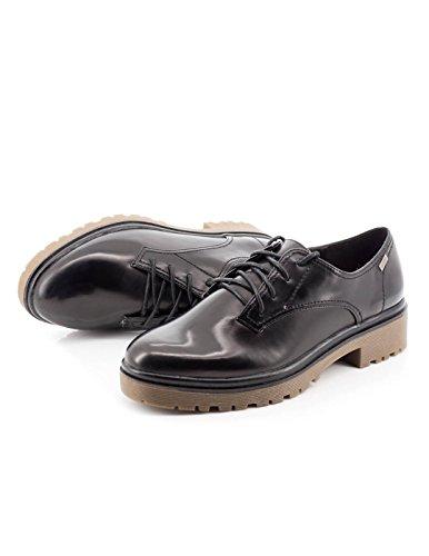 MTNG Collection 53982 - Zapatos de cordones para mujer Black