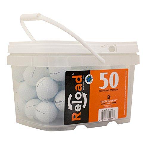 テーラーメイドtp3 Refinished Golf Balls (50パック) B01HY51U66