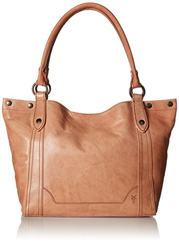 FRYE Melissa Shoulder Leather Handbag, Dusty Rose by FRYE