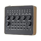 Vaorwne V10 Live Sound Card Microphone Set Device