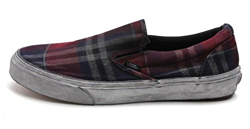 Vans Mens Classic Slip-On Ca (Overwashed) Port Royal/Bcdc VN-0IL5GK6 10.5 ntoWTPS