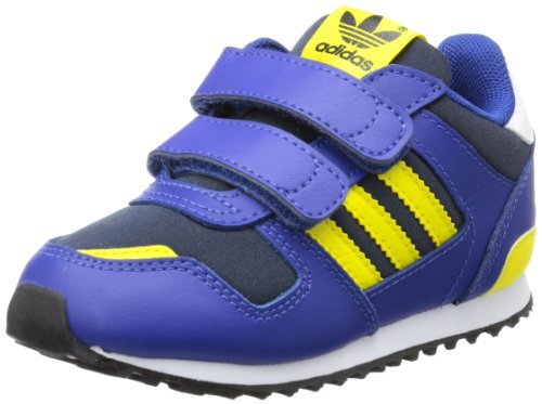 Priink ZX 700 I top CF garçon adidas Originals Blau Bleu Legin Low qanUvv