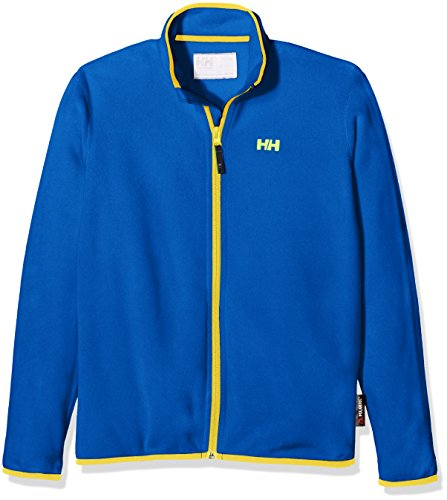 Helly Hansen Junior Daybreaker Fleece Jacket, Olympian Blue, Size 10