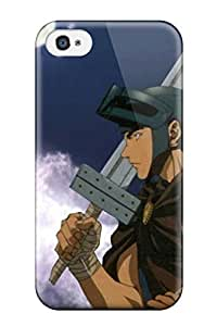 New Style Tpu 4/4s Protective Case Cover/ Iphone Case - Berserk WANGJING JINDA