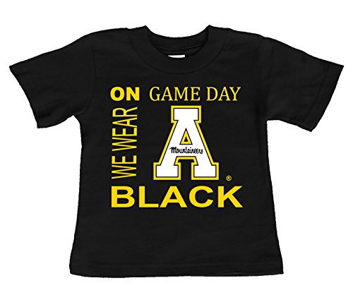【初売り】 Appalachian Game State on Appalachian Game Dayベビー/幼児用Tシャツ 2T 2T B071ZV9Q2C, 郡家町:024704a5 --- a0267596.xsph.ru