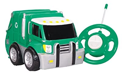 Kid Galaxy My 1st RC GoGo Auto Recycling Truck