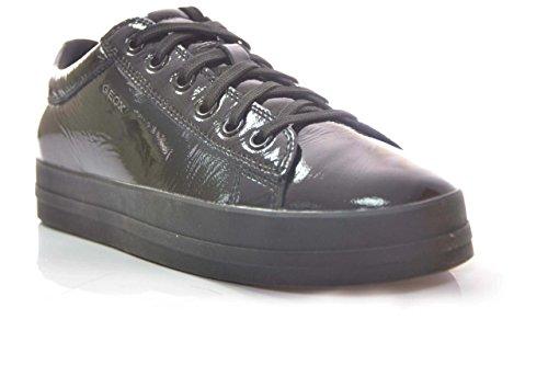 Mujer para B Negro Geox Zapatillas D Hidence qX6XC